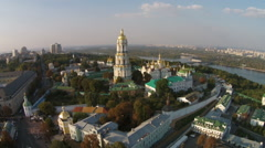 Kiev Pechersk Lavra, Ukraine Stock Footage