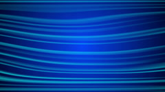 Wave light and blue background, loop Stock Footage