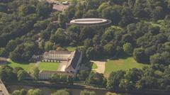 Schloss Bellevue Stock Footage
