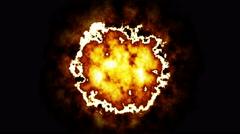 4K Sinister Virus Animation 1 Stock Footage