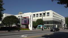 Woodruff arts center, midtown, atlanta, usa Stock Footage