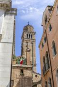 Church in Venice Stock Photos