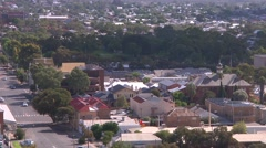 Broken Hill - view from hill. Angle 2 Stock Footage