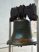 Liberty bell - stock photo