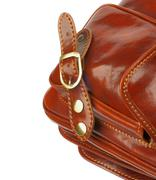 Details of Traveling Bag - stock photo