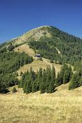 Slovak mountains - stock photo