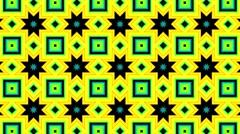 Kaleidoscope Rainbow Color Loop Stock Footage