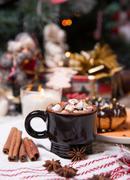 Christmas sweets Stock Photos