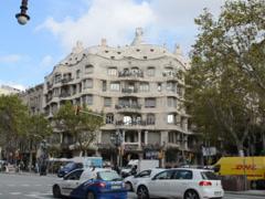 Casa Mila or La Pedrera. Related clips are in my portfolio in 1920x1080. Stock Footage