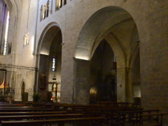 Sant Pere de Rodes. Related clips are in my portfolio in 1920x1080. Stock Footage