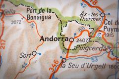 Andorra Stock Photos