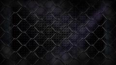 Dark Fence -HD LOOP 237 - stock footage