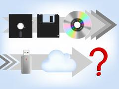 comp disk - stock illustration