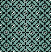 vector seamless patterns (tiling). endless texture - stock illustration