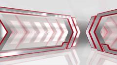 Red Studio - HD LOOP 211 - stock footage