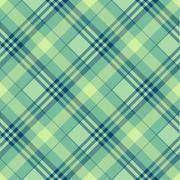 Seamless tartan pattern Stock Illustration