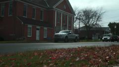 Town hall in Cheshire Stock Footage