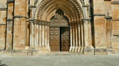 4K - Batalha Monastery, Portugal Stock Footage