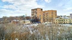 Nizhny Novgorod. Cityscapes Stock Footage