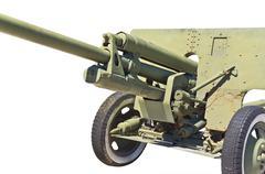 Old soviet cannon Kuvituskuvat