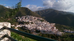 Stock Video Footage of Ojen, Andalucia,Spain