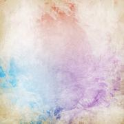 Colorful painted vintage background Stock Photos