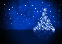 The best Christmas tree background Stock Photos