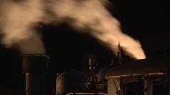 Shadowy Steam Stock Footage
