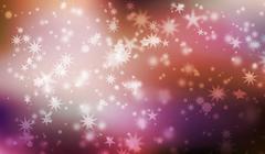 christmas card background design - stock illustration