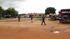 Liberia Streets 1 Stock Footage