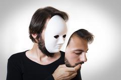 Mask Stock Illustration