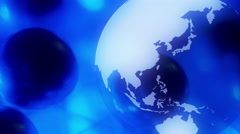 Internet concept of global business Arkistovideo