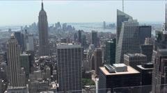 Street of New York Stock Footage