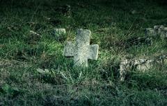 Old cemetery Stock Photos