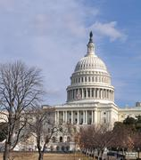 Capitol hill Stock Photos