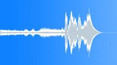 Alien Radio Transmission Melt-Down Sound Effect