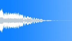 Alien Metalic Laser Beam - sound effect