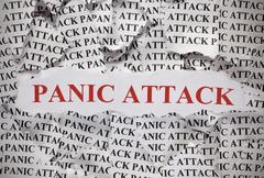 Panic attack Kuvituskuvat