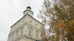 The Christian Church Stock Footage