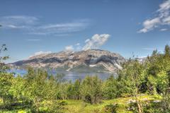 Norway landscape Kuvituskuvat