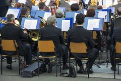 Symphonic orchestra Kuvituskuvat