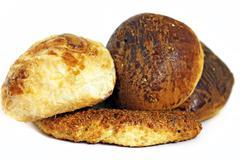 Assortment of Turkish pastries Stock Photos