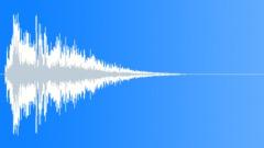 Futuro dazzle hit ding - sound effect