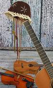 Country music instruments Kuvituskuvat
