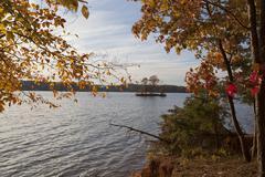Lake norman Stock Photos