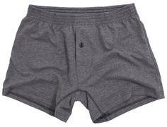 male underwear isolated on white background. - stock photo