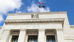 US Federal Reserve in Washington DC - stock photo