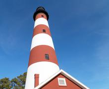 Assateague Lighthouse Stock Photos