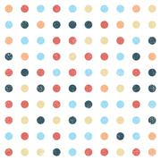 Abstract Retro Background - stock illustration