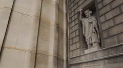 L'eglise de la Madeleine, Paris, France, Europe Stock Footage